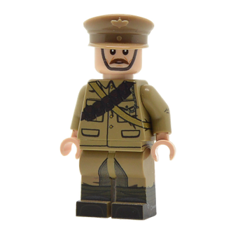 United Bricks WW1 BRITISH LANCER