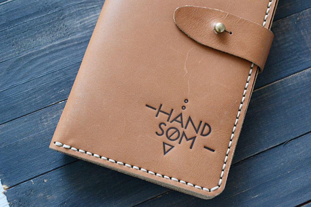 33fab2d0de60 Купить кожаный кошелек ручной работы в подарок