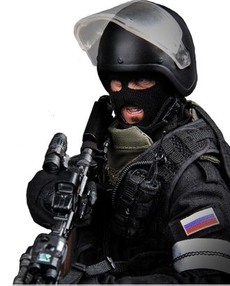 DAM Toys  SPETSNAZ FSB ALPHA GROUP (78015) КУПИТЬ