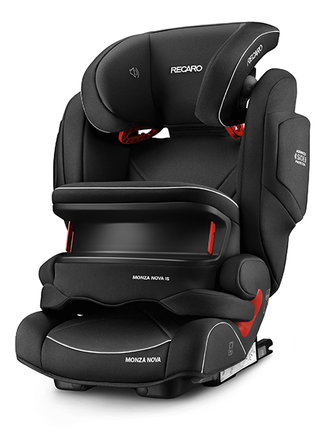 Recaro monza nova is seatfix Perfomance Black