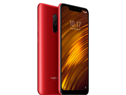 Смартфон Xiaomi Pocophone F1 6/64GB Red Global version