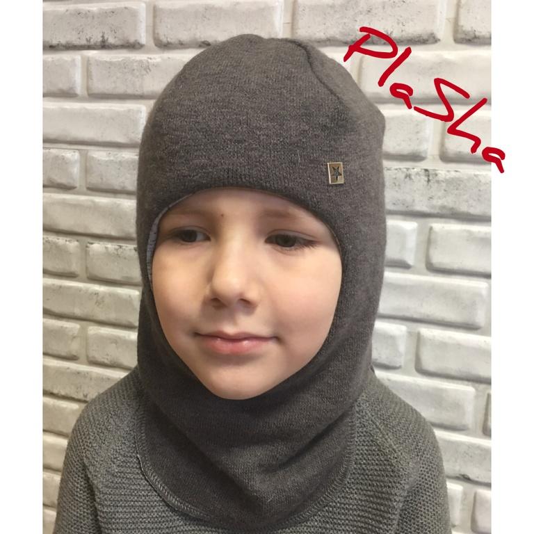 Арт. 145 Шлем зимний для мальчиков
