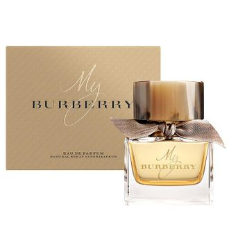 BURBERRY MY BURBERRY в дьюти фри