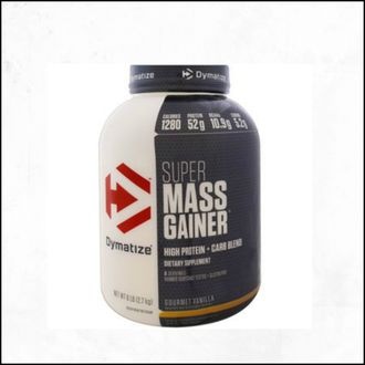 Гейнер Dymatize super mass gainer 2.7kg