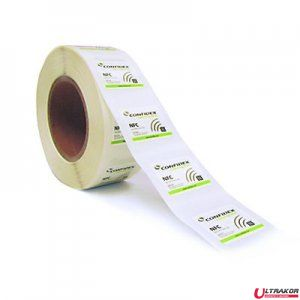 RFID метка NFC Confidex NFC Sticker, NTAG203, 40x35x0,2 мм, 3000572