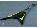 ESP LTD Alexi 600 Yellow\Black OFR EMG + Кейс