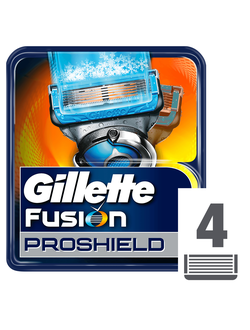 Gillette Fusion5 / ProGlide / ProShield(Chill) / SkinGuard