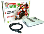 Dendy JUNIOR+Картридж 500 игр с HDMI