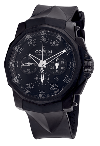 Corum ADMIRAL'S CUP Black PVD