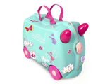 Чемодан на колесиках Фея Флора TRUNKI Flora the Fairy