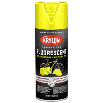 Krylon Specialty Fluorescent Lemon Yellow K03104888