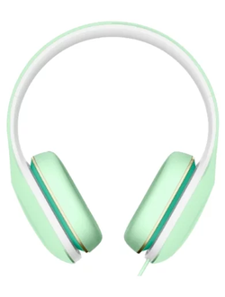 Наушники Mi headphones Light Edition Green