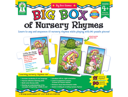 Big Box of Nursery Rhymes