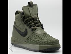 46fd86c7 Ботинки Nike Air Force LF1 Duckboot темно-зеленые мужские арт. N452