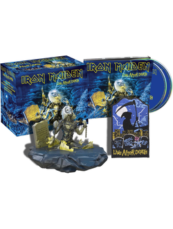 Iron Maiden - Live after death BOX
