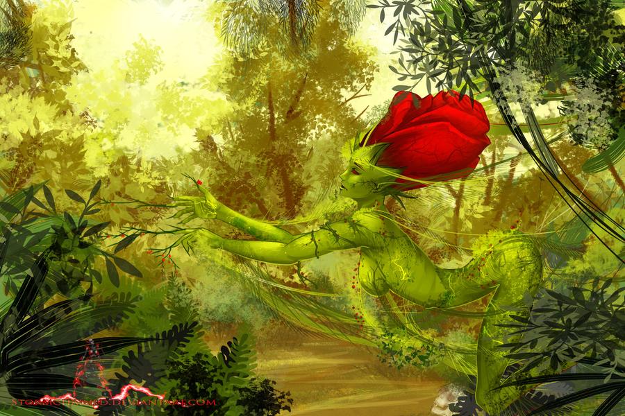дом картинки фантазийных цветов меридианы