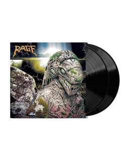 RAGE - End of all days 2-LP