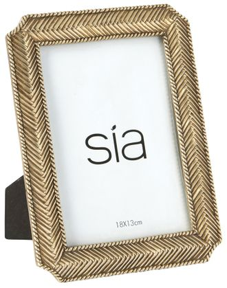 Фоторамка SIA MACAROON PHOTO FRAME 13x18, H22.5/W17 , 610318 ,