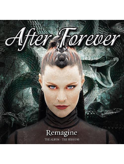 After Forever - Remagine 2-CD Digi
