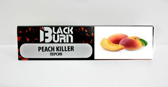 Табак Black Burn Peach Killer Персик 20 гр