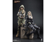 1/6 scale Action figure Camouflage Villa Sister Flower Jungle Python Stripe VCF-2035B VERYCOOL