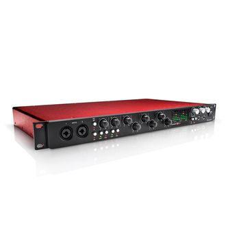 FOCUSRITE Scarlett 18i20 2nd Gen USB в soundwavestore-company.ru