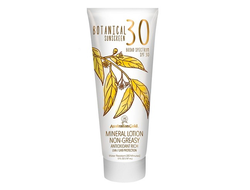 Солнцезащитный крем Botanical Sunscreen SPF 30 Australian Gold
