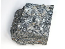 Редкость! Авантюрин черный (Уткинит), Урал (45*45*25 мм, 125 г) №21979