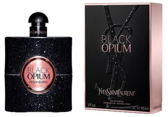 Парфюмерная вода Yves Saint Laurent Black Opium, 90 ml