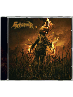 EXHORDER - Mourn the southern skies CD US