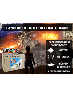 FANBOX: DETROIT: BECOME HUMAN