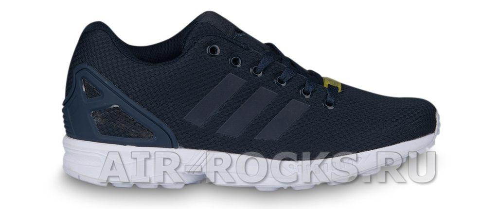 Купить кроссовки Adidas ZX Flux Blue с дисконтом   Интернет-магазин синие  Адидас Зет Икс Флюкс в Москве d4964da8fcd
