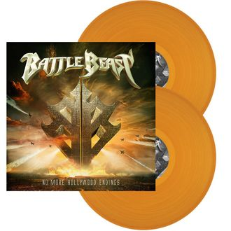 BATTLE BEAST - No More Hollywood Endings 2-LP