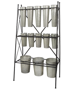Консоль SIA DISPLAY SHELF FLOWER POT , H93/W47.5/L165 570334 ,
