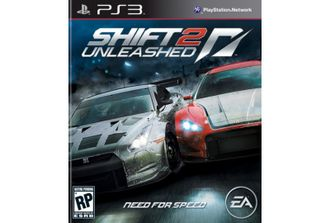 Игра для PS3 Need for Speed Shift 2