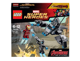 LEGO SUPER HEROES, SPEED