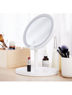 Зеркало для макияжа Xiaomi XY touch LED makeup mirror