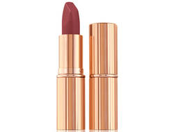 CHARLOTTE TILBURY MATTE REVOLUTION LIPSTICK PILLOW TALK Medium - МАТОВАЯ ГУБНАЯ ПОМАДА