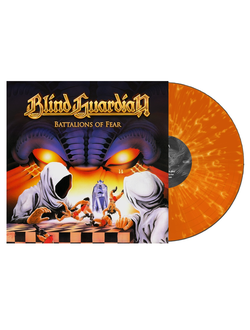 BLIND GUARDIAN Battalions of fear LP US