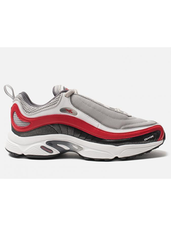 Кроссовки Reebok Daytona DMX Skull Grey Shark White Red