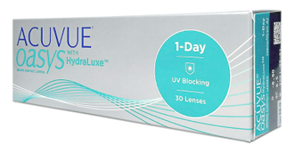 ACUVUE OASYS WITH HYDRALUXE (30 ЛИНЗ)