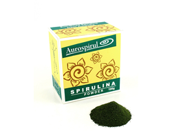 Спирулина порошок (Spirulina churna) 100гр