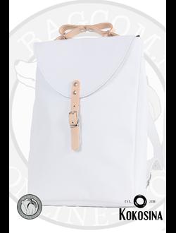 4f783f18639b Модный кожаный рюкзак для девушек от бренда Kokosina