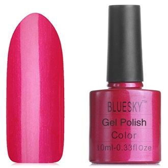 Гель лак Shellac BLUESKY 40507 HOT CHILLIS 10ml