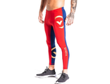 RACER STAY COOL COMPRESSION TECH PANT. Компрессионные штаны Virus.