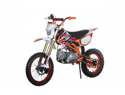Питбайк KAYO EVOLUTION YX125EA 17/14 KRZ низкая цена