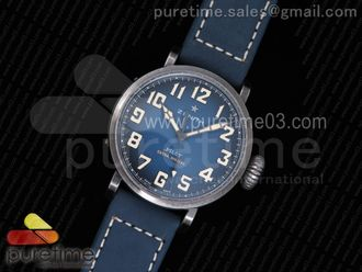 Pilot Type 20 Extra Special 40mm Aged SS Case Blue