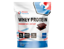 Протеин Fitness Formula Whey Protein 2000 г