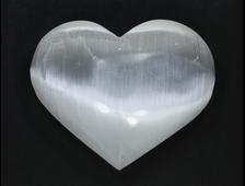 Сердце Селенит, Канада (62*50*23 мм, 86 г) №21271