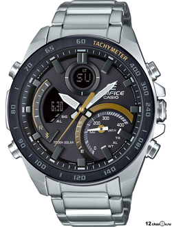Часы Casio Edifice ECB-900DB-1CER